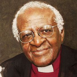 Archbishop Desmond Tutu Headshot
