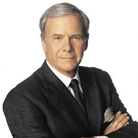 Tom Brokaw Headshot