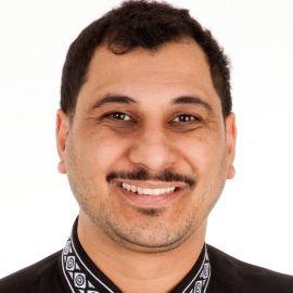 Zaahir Hendricks Headshot