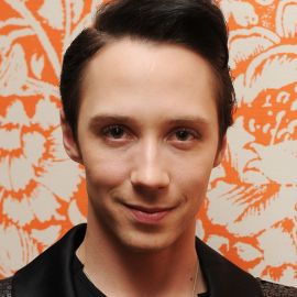Johnny Weir Headshot