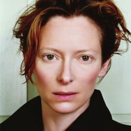 Tilda Swinton Headshot