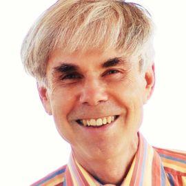 Douglas R. Hofstadter Headshot
