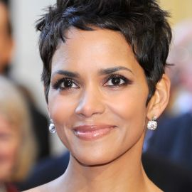 Halle Berry Headshot