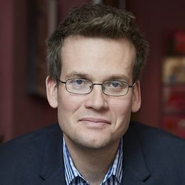 John Green Headshot