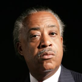 Reverend Al Sharpton Headshot