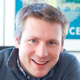 Julien Bellanger Headshot