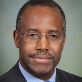 Dr. Ben Carson Headshot