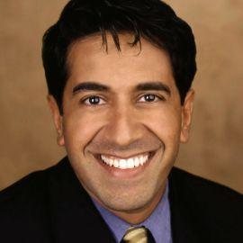 Dr. Sanjay Gupta Headshot