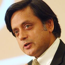 Shashi Tharoor Headshot