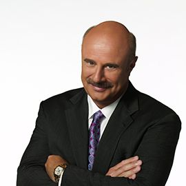 Dr. Phil McGraw Headshot