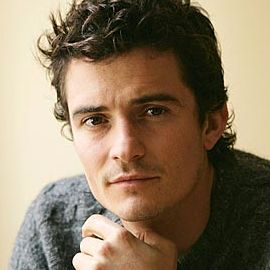 Orlando Bloom Headshot