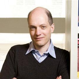 Alain de Botton Headshot