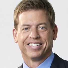 Troy Aikman Headshot