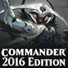 Commander (2016 Edition) - Complete Set of 5 - Japanese Thumb Nail