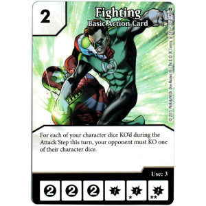 Fighting - Basic Action Card
