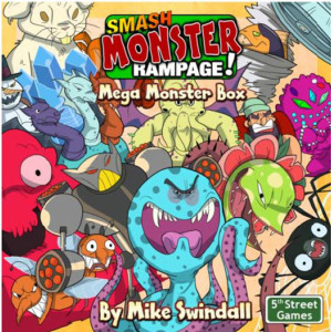 monster smash games