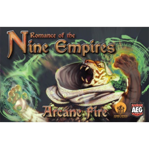 Romance of the Nine Empires: Arcane Fire Expansion