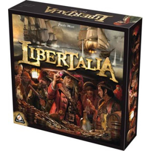 Libertalia Board Game