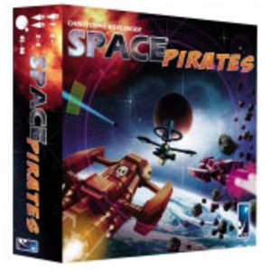 Space Pirates Board Game
