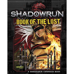 Shadowrun 5th Edition Book of the Lost
