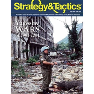 Strategy and Tactics 303: War Returns to Europe: Yugoslavia 1991