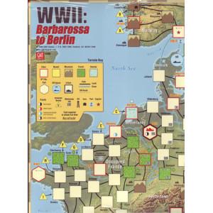 Barbarossa to Berlin Deluxe Map