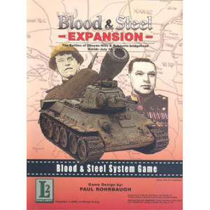 Blood & Steel Expansion Pack