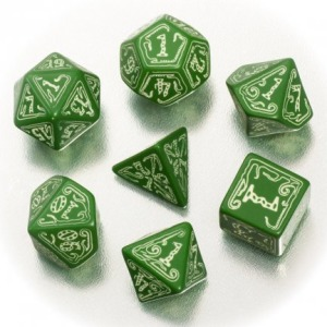 poly 7 dice sets