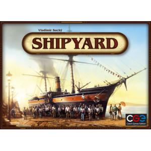 Shipyard Board Game