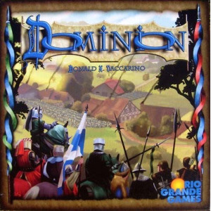 Dominion Board Game
