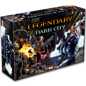 Legendary Marvel Deckbuilding Game: Dark City Expansion