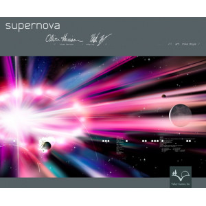 Supernova Board Game
