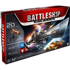 Battleship Galaxies Board Game