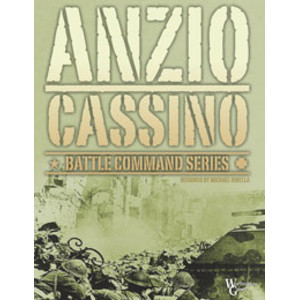 Anzio-Cassino - Battle Command Series