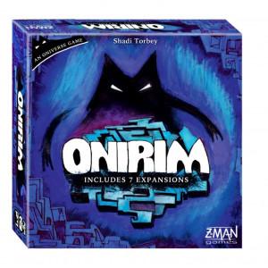 Onirim Card Game