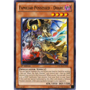 Familiar-Possessed Dharc