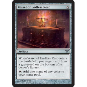 Vessel of Endless Rest