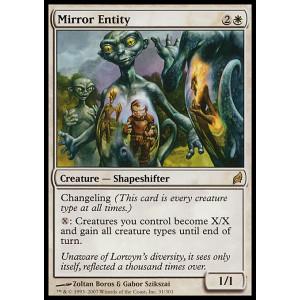 Mirror Entity