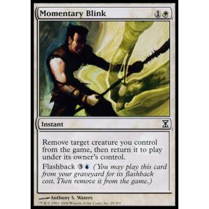 Momentary Blink