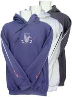 Hoodie Sweatshirts (Pullover) (Sweatshirt, DGA Basket Logo)