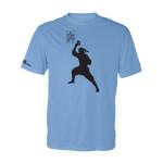 DGC Ninja Logo Rapid Dry T-Shirt (Short Sleeve) (Rapid Dry T-Shirt, Ninja Logo)
