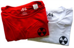 Rapid Dry (T-Shirt) (Rapid Dry (T-Shirt), Nuke Logo (Front) and Discraft Logo (Back))