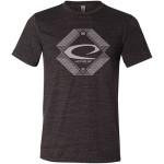 Lines of Sight Latitude 64 T-Shirt (Short Sleeve) (Performance Blend T-Shirt (Short Sleeve), Lines of Sight Latitude 64 Logo)