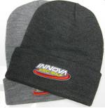 Knit Beanie Hat (Knit Beanie Cap, Innova Logo)