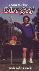Learn to play Disc Golf (VHS Videos, Learn to play Disc Golf)