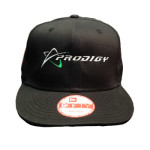 Snapback Flatbill Adjustable Baseball Cap (Adjustable Baseball Cap, Prodigy Logo)