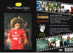 The Vibram Open 2010 (DVD, -)