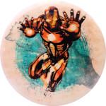 Warden (DyeMax Fuzion, Iron Man)