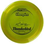Thunderbird (Champion, 4x World Champion Paul McBeth)