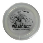 Rampage (Special Release Clear Pinnacle, 5 Year Rampage)